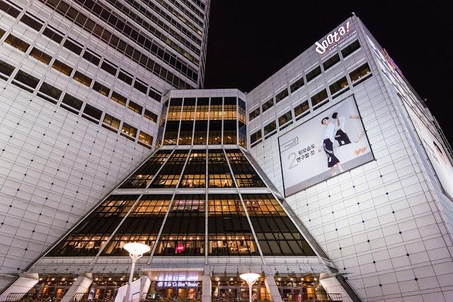 Doota Mall in Dongdaemun