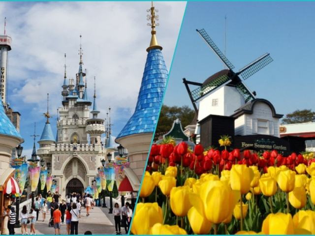 Everland or Lotte World: Things You Need To Know That Might Help You Choose Where To Go