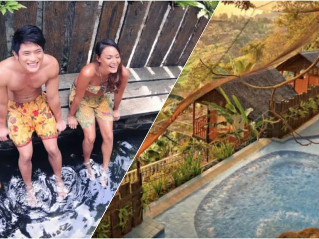 Go On A Spa Day At This Picturesque Garden Retreat In Antipolo