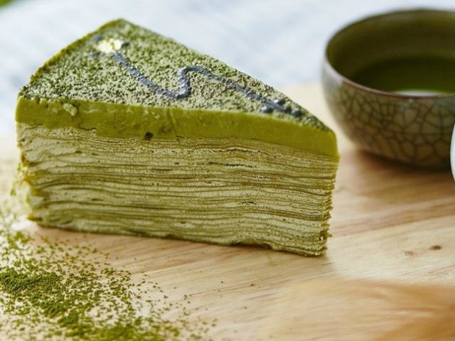 5 Cafes in Taiwan Who Nailed Their Matcha Desserts