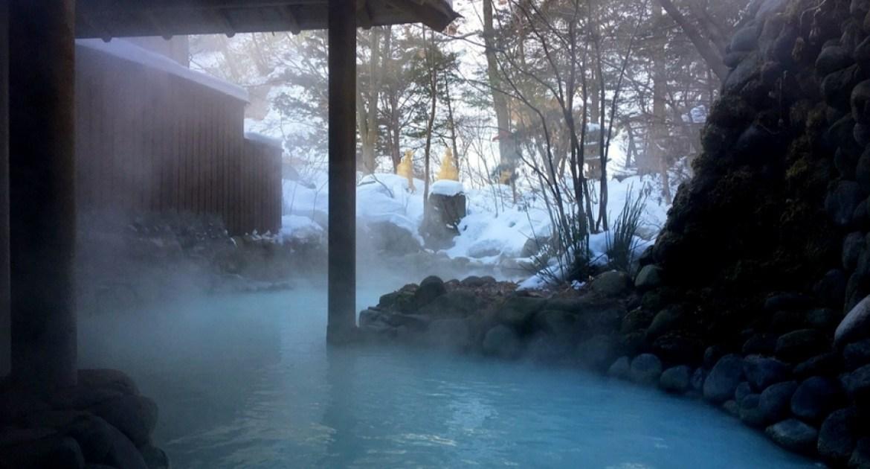 Japanese Hot Spring Etiquette