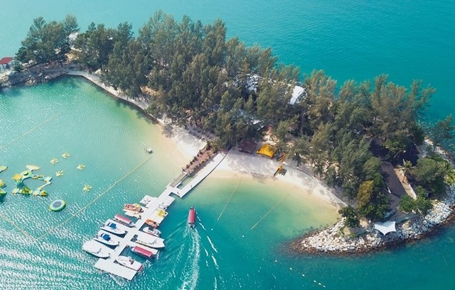 Paradise 101 Langkawi: Thrilling Adventure at a Private Island