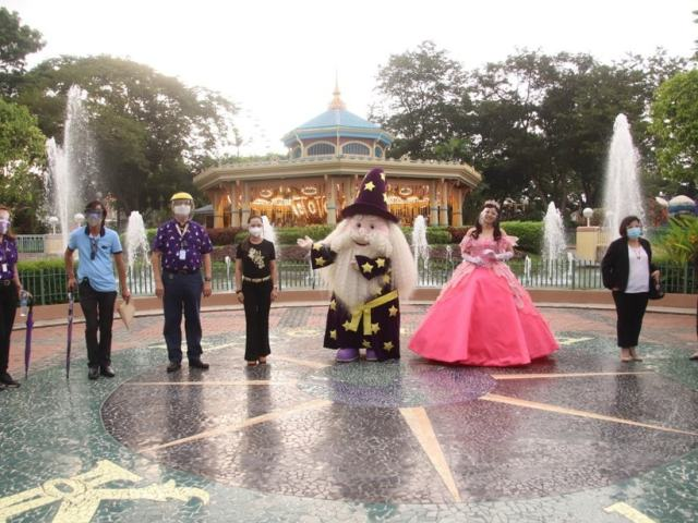 Enchanted Kingdom Set To Reopen On 17 October