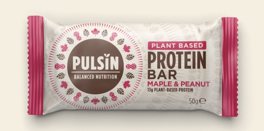 Plant Based Protein Bar Healthy Snacks