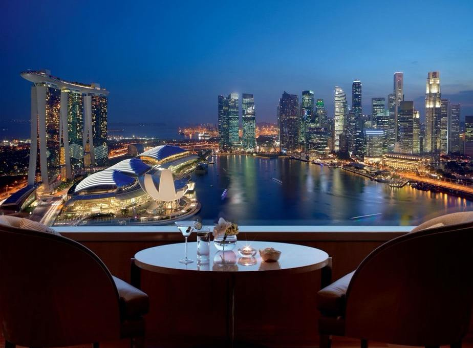 10 Fabulous Facts About The Ritz-Carlton, Millenia Singapore