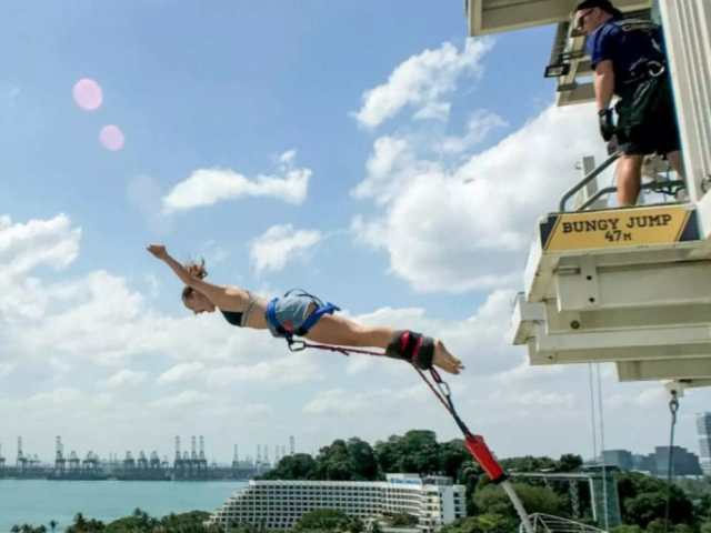 Everything You Need To Know Before Experiencing AJ Hackett's Extreme Sports in Sentosa