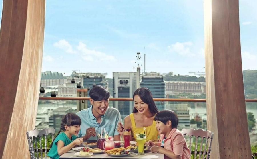 Good Old Days Singapore Mount Faber
