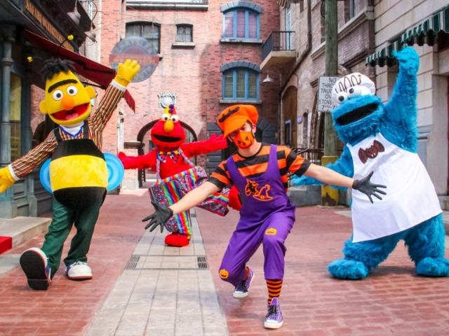 How To Have An Awesome Halloween At Universal Studios Singapore