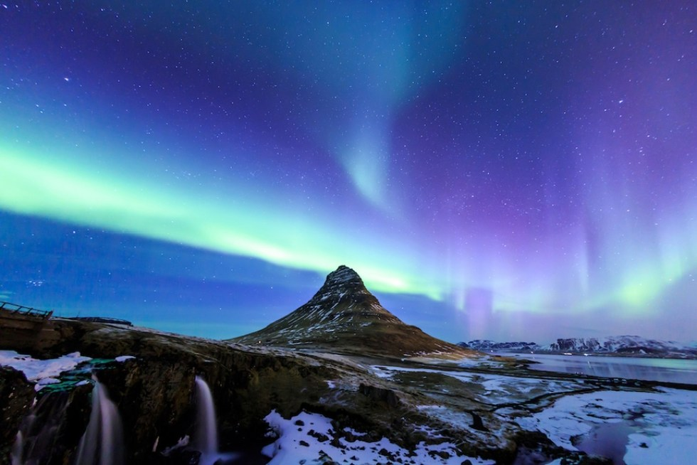 Christmas Vacation Ideas for Couples: Iceland