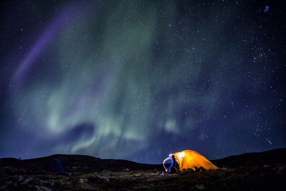 Where to See the Northern Lights: Abisko, Sweden