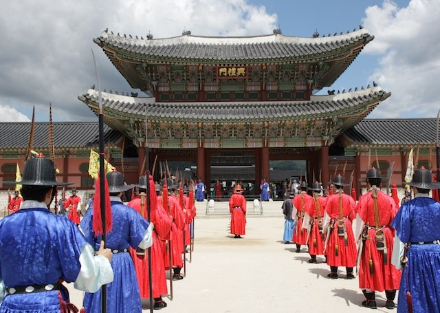 One Day Seoul City Itinerary: Gyeongbokgung Palace