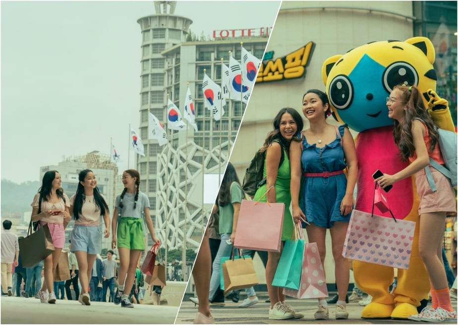 """Visit These Spots In Seoul Featured In """"To All The Boys: Always and Forever"""""""