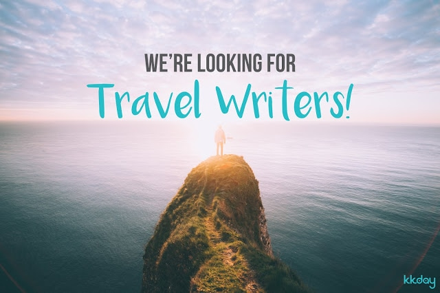 KKday is Looking for Travel Writers!