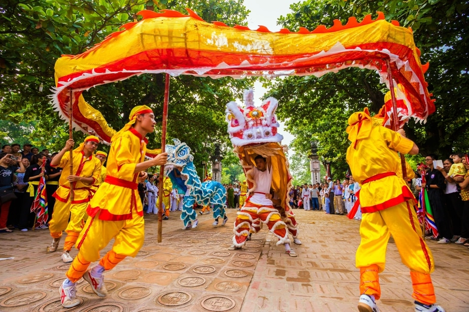 Vietnam's Tet Is A Lunar New Year Celebration That You Don't Want To Miss