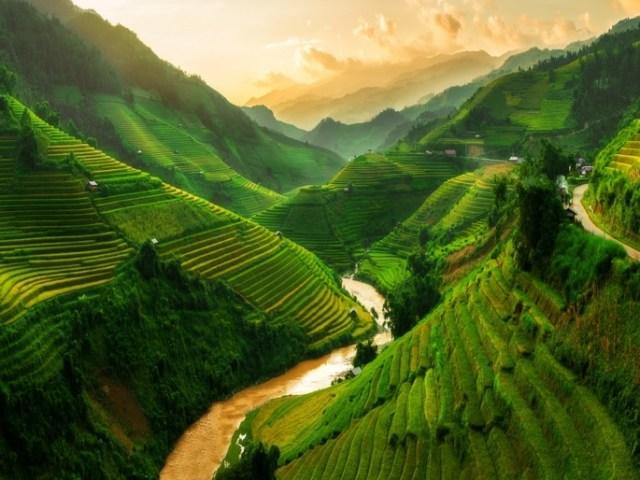 Exploring Sapa, Vietnam