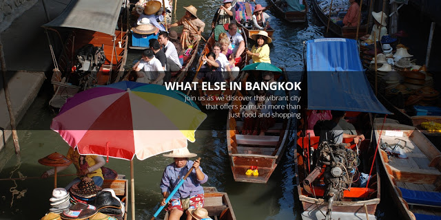 Bangkok is a popular holiday destination amongst Singaporeans
