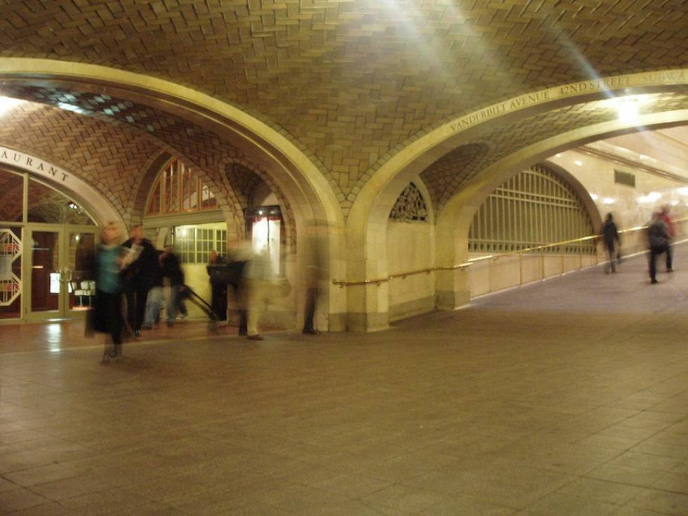 10 NYC Hidden Gems: The Whispering Gallery