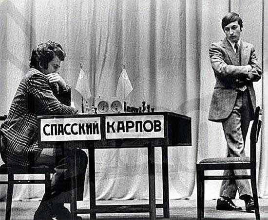 Karpov - Spassky Candidates Semifinal 1974-9442