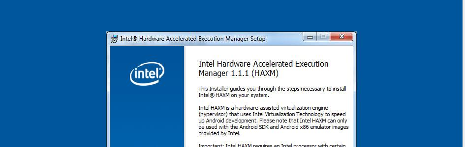 Avast, Windows 8/10, Hyper-V and Intel HAXM for Android Emulator