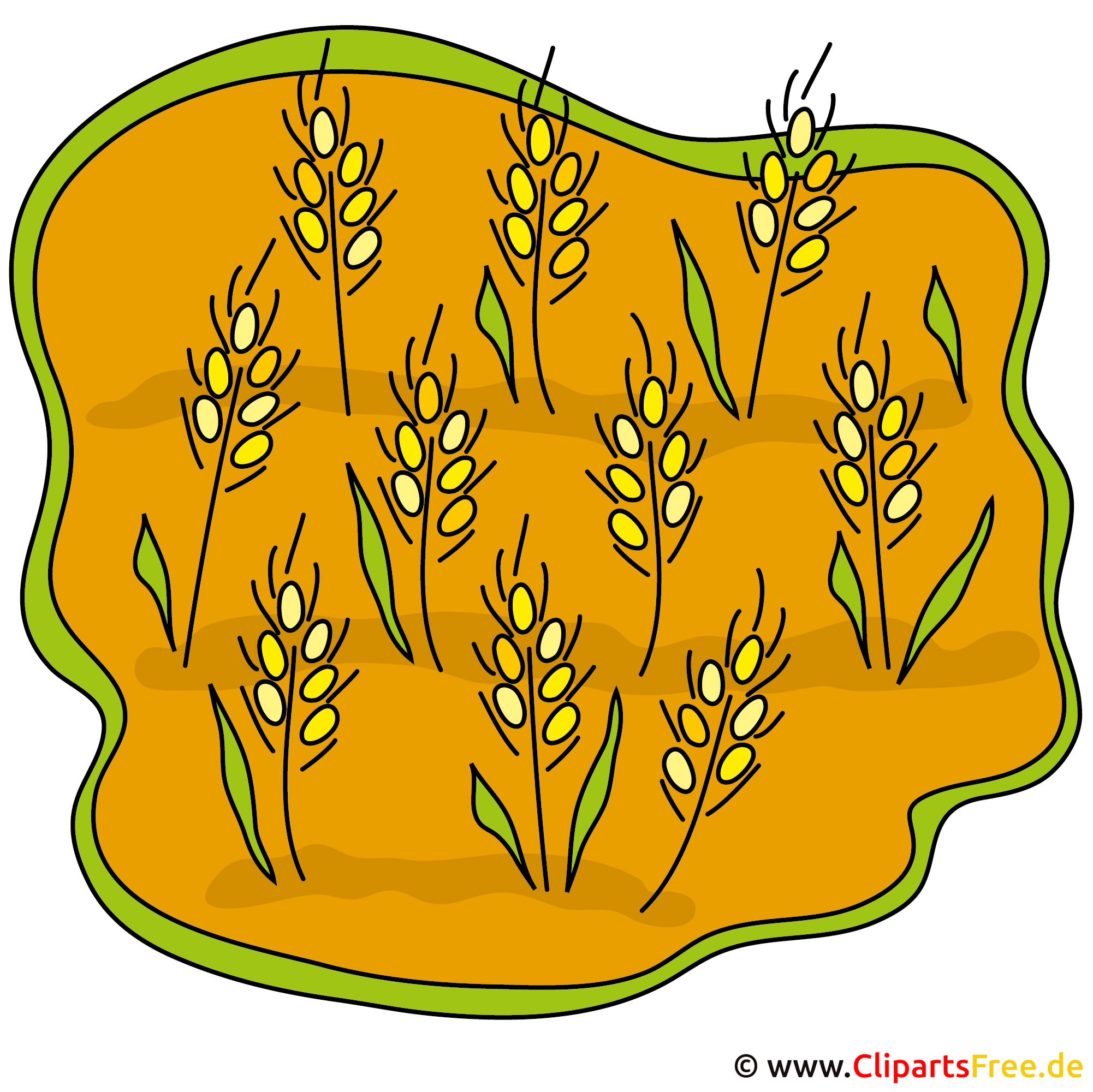 Free Cereal Picture Clipart