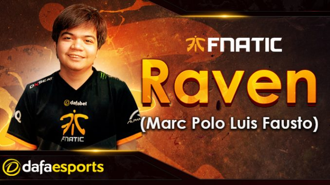Dafaesports Features New Fnatic Members Marc Polo