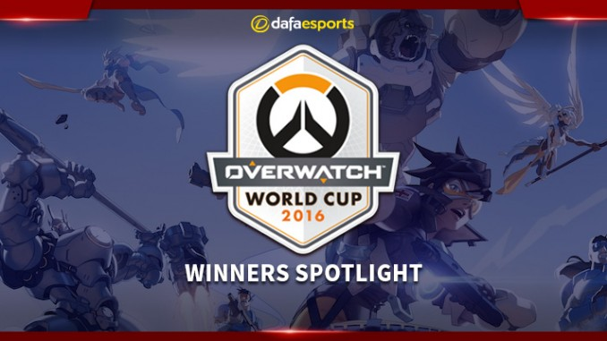 Overwatch World Cup Winners Spotlight Dafa Esports