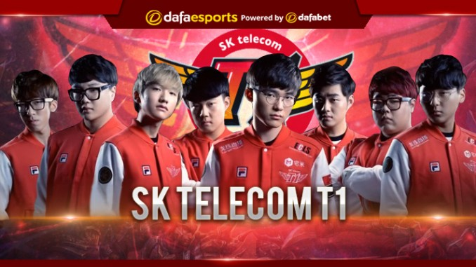 SK Telecom T1 The Kings Of League Of Legends Dafa Esports