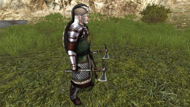 Rohirrim Knight Guard 3