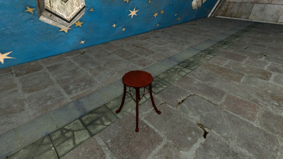 red stool 5