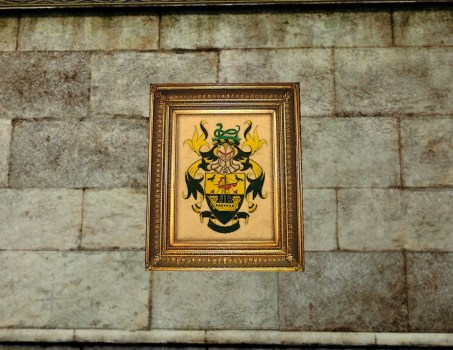 'Heraldry' Painting