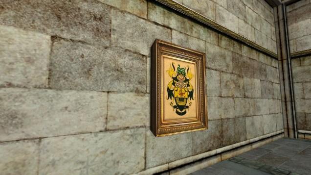 Heraldry Painting 3