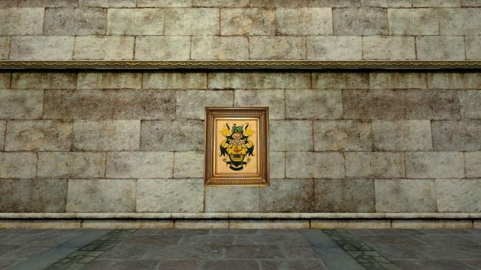 Heraldry Painting 2