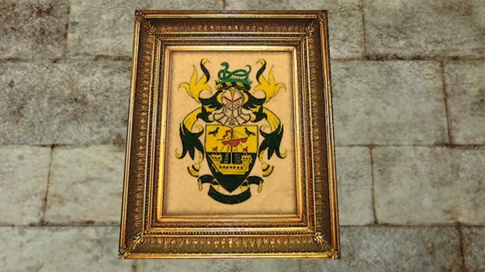 Heraldry Painting 1