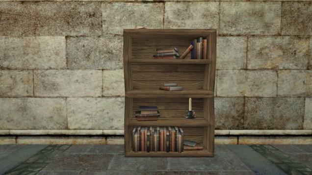 academic bookshelf 2