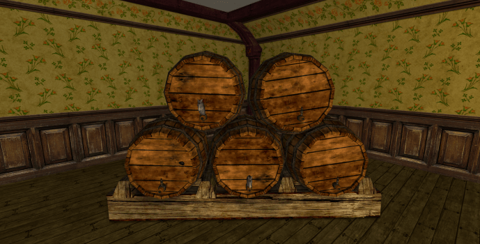 Set of Rohirric Casks