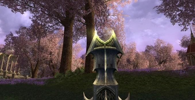 Master's Lamp Post