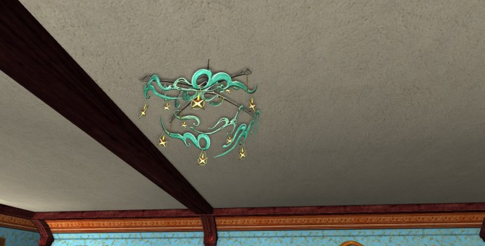Starry Chandelier