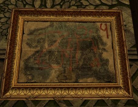 Ketill's Large Map of Bingo in Moria