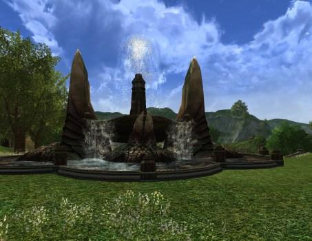Dol Amroth Fountain
