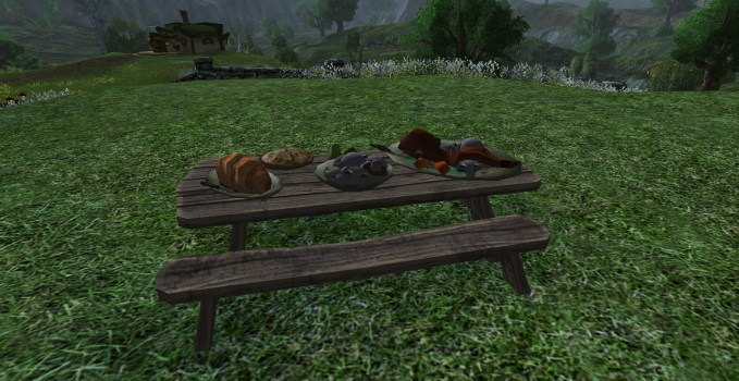 Small Feasting Table