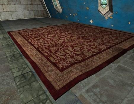Square Gondorian Rug