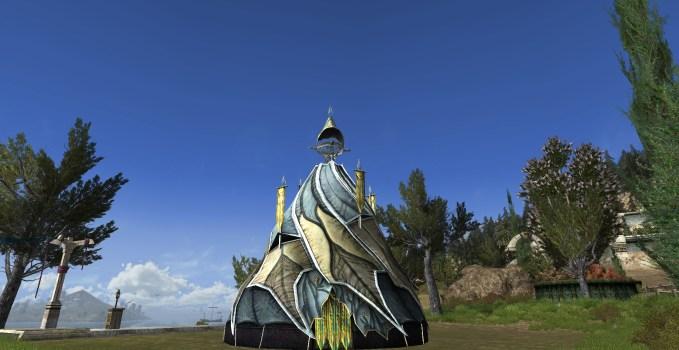 Lórien War Tent