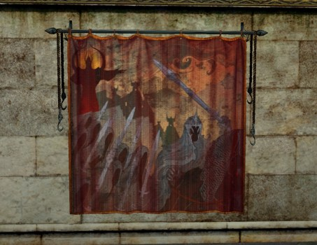 Tapestry of the Nine