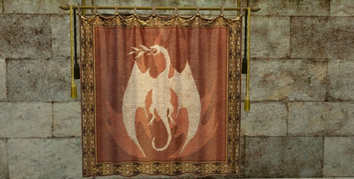Tapestry of the Great Dragon