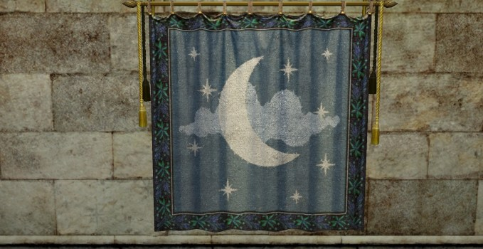 Tapestry of the Moon