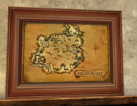 Map of Frostbluff