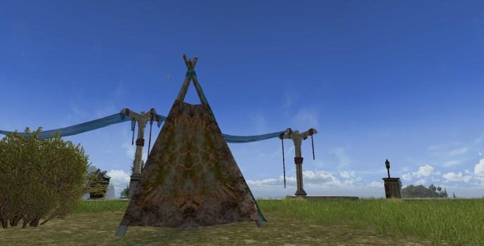 Lossoth Smoke Tent