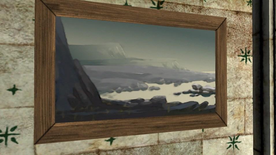 Shore Glimpse Painting 5