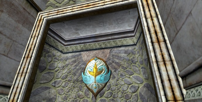 Caras Galadhon Coat of Arms