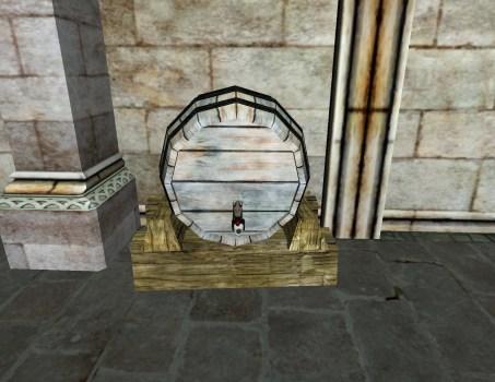 Tapped Gondorian Keg